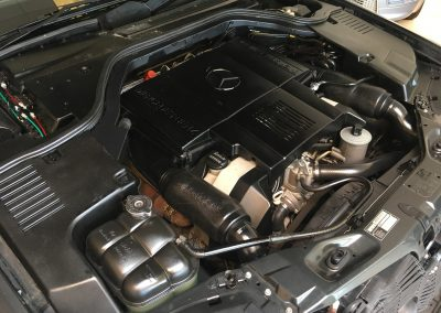 Mercedes Benz 500 SEL