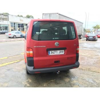 Furgoneta Volkswagen Transporter 9 plazas