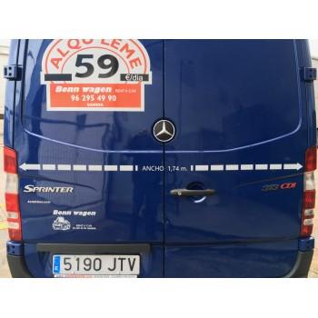 Furgoneta Mercedes Benz Sprinter 313 CDI